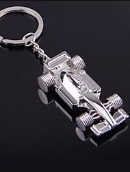 творческие небольшие подарки мини f1 гоночный автомобиль брелок творческий моделирования гонки модель