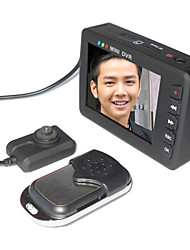 New 2.5 Inch LCD Mini DVR Portable Recording System Button Video Recorder Camera