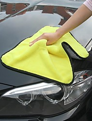 TIROLT22449  Microfiber Luxury Towel Car Cleaning Towel 45*38cm Car Cleaning  Wash Cloth