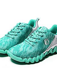 Беговая обувь Зеленый / Красный Обувь Женский Тюль