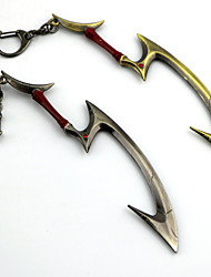 League of Legends & Dota2 Game Props 15CM Keys (Defense of The Ancients) Cosplay Key Accessories