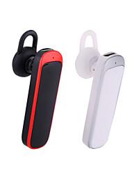 Bluetooth v3.0 fone de ouvido estilo gancho fone de ouvido sem fio mono com microfone para iphone Samsung telemóvel