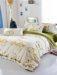Vacation Bedsheet Pillowcases Duvet Cover