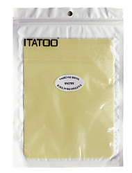 ITATOO® 10 Sheets Practice Tattoo Skin for Beginners 7.87*5.9 inch