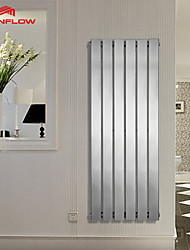 AVONFLOW® 1200x452 Hotel Towel Rack, Vertical Radiator, Column Radiators With Chrome AF-US