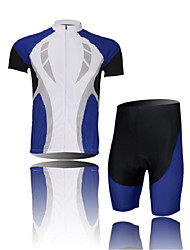Bike/Cycling Shorts / Jersey + Shorts / Clothing Sets/Suits Women's / Unisex Short SleeveBreathable / Ultraviolet Resistant / Moisture