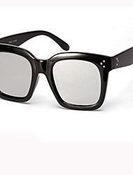hombres / mujeres / Unisex 's 100% UV400 / 100% los rayos UVA y UVB Cuadrado Gafas de Sol