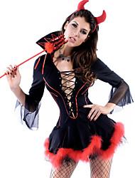Bijoux de Vacances - Déguisements de contes de fées / Ange et Diable / Monstres - Féminin - Halloween / Noël / Carnaval / Nouvel an -Jupe