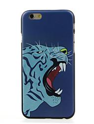 Pour Coque iPhone 6 / Coques iPhone 6 Plus Motif Coque Coque Arrière Coque Animal Dur Polycarbonate iPhone 6s Plus/6 Plus / iPhone 6s/6