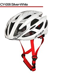 CYLUM® Women's / Men's / Unisex Mountain / Road / Bike Helmet Cycling  and Red PC/EPS 22 Vents Protective Ride Helmet