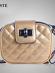 Handcee® Hot Selling Quilted Style Women Genuine Leather Shoulder Bag