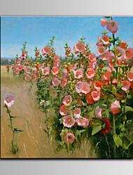 цветочный живопись поделок носилки квадратный стиль доставка бесплатно
