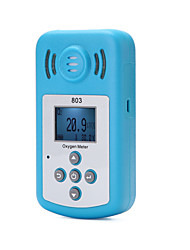 Oxygen Detector Digital Display Dlue