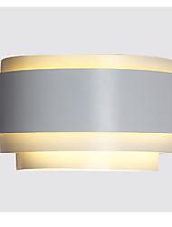 LED / Style mini Flush Mount appliques murales,Moderne/Contemporain E26/E27 Métal