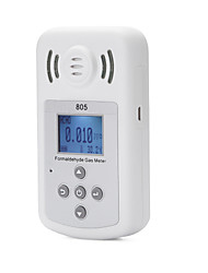 Formaldehyde Detector Ddigital Display White