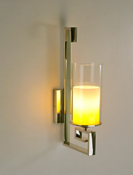Modern Glass Dining Room Wall Lights, Simple Kitchen  Wall Lamps Bar Cafe Hallway Balcony  Wall Lamp