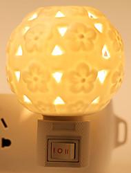 conception artistique créative nuit de lampe en céramique lampe de chevet lampe parfum