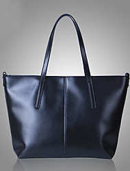 Paste® Most Popular Simple Style Real Cowhide Handbag