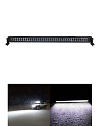 400w curvo levou luz bar 12v 80x5w levou 4x4 ATV ponto 4d lâmpada de inundação combinação offroad