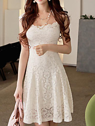 Women's Fashion Lace Sexy Dress