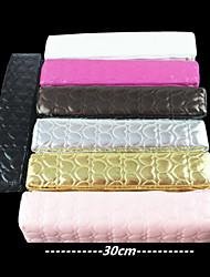 Leopard Print Soft Hand Cushion Pillow Rest Nail Art Treatment