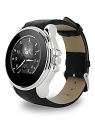 ORDRO® Original Round Screen Smart Watch, Support GSM and TF Card, Gesture Control , for Android  and IOS Phone