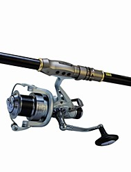 Surf Rod 3.6M And 6000 Size fishing reelMSea Fishing  Spinning  Carp Reel  Fishing set  Fishing Combo