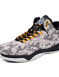 Men's Athletic Shoes Spring / Summer / Fall / Winter Comfort Microfibre Athletic / Casual Blue / Red / Gray Basketball / Sneaker