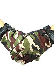 AT8819   Outdoor Refers To All  Camouflage  Gloves