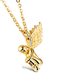 An Oscar Statuette Ms Angel Temperament Necklace