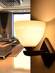 E27 15*12CM 10-15㎡Wall Lamp Glass Warm Modern Wall Lamp Of The Head Of A Bed Led Lights