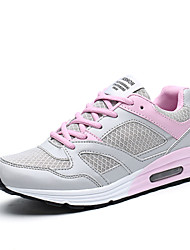 Women's Shoes Casual/Travel/Runing Fashion Sports Leisure Air Cushion Shoes Rose/Bule/Pink
