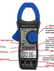 Auto Range Digital Multimeter AC/DC Capacitance Frequency Temperature Measuring Multimeter HoldPeak HP-870N