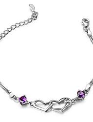 Chaînes & Bracelets / Charmes pour Bracelets (Argent sterling) Mariage / Soirée / Quotidien / Casual