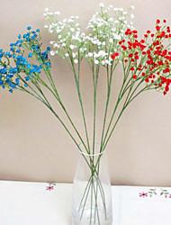 Polyester Gypsophila Fleurs artificielles
