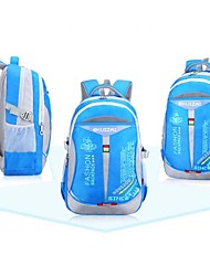 Reflective In Night Nylon Waterproof Children Boy Girl Primary School Backpack Bookbag for Junior High School