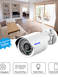 Szsinocam®MINI  2.0MP 25M IR Distance WIFI IP Camera Support APP Remote Access,Motion Detection