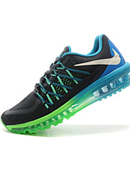 nike air max mannen indoor pumps lederen blauw