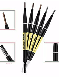 Eyebrow Pencil Wet / Matte Long Lasting / Natural Multi-color Eyes 1 1 Make Up For You