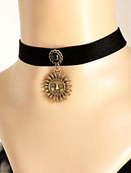 Jewelry Choker Necklaces / Gothic Jewelry Wedding / Party / Daily / Casual Lace 1pc Women Wedding Gifts