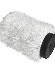 BOYA BY-P140 Furry Outdoor Interview Microphone Windshield Muff for Shotgun Capacitor Microphones