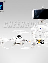 Cheerson CX-33W-TX CX33W 2.4G FPV High Hold Mode Professiona RC Helicopter with 720P HD Camera WIFI Rc tricopter