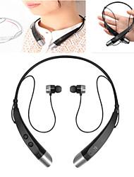 HBS 500 в-уха Bluetooth стерео беспроводные наушники с шейным креплением дизайн гарнитура для LG тон про наушник