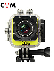 SJCAM M10 WIFI Mount / Smooth Frame / Straps / Screw / Cleaning Tools / Cable / Adhesive / Sports Camera/Gopro Style Camera 1.58MP / 3MP