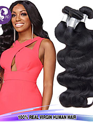 Brazilian Hair Weave 3 Bundles Virgin Hair Body Wave Ht Beauty Hair Products Unprocessed Virgin Brazilian Virgin Hair .