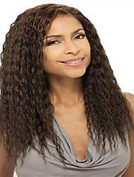 européen des femmes dame couleur naturelle à long coquins droites extensions syntheic perruque