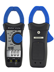 Auto Range Digital Clamp Meter Capacitance & Temperature Measuring Multimeter HoldPeak HP-870B