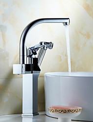 Total Copper Silver Multifunction Face Basin Hot Cold Water Tap