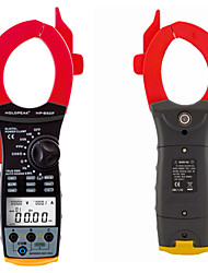 Auto Range Digital Clamp Meters Three Phase Power Meter Electrical Multimeter HoldPeak HP-850F