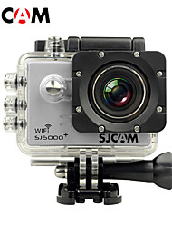SJCAM SJ5000 Plus Action Kamera / Sport-Kamera 16MP 4000 x 3000 Wasserdicht 60fps / 30fps 4X ± 2 EV 1.5 CMOS 32 GB H.264Chinesisch /